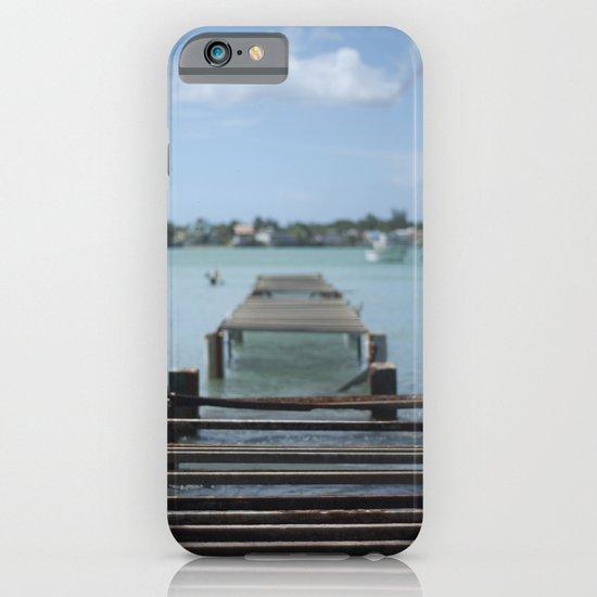 Turquoise Paradise iPhone & iPod Case