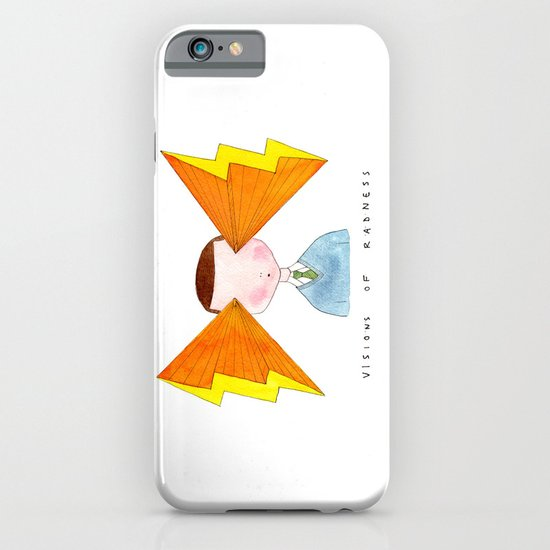 visions of radness iPhone & iPod Case
