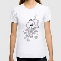 Be a Jellymen Womens Fitted Tee Ash Grey SMALL