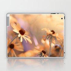 Suns star in the autumn garden Laptop & iPad Skin