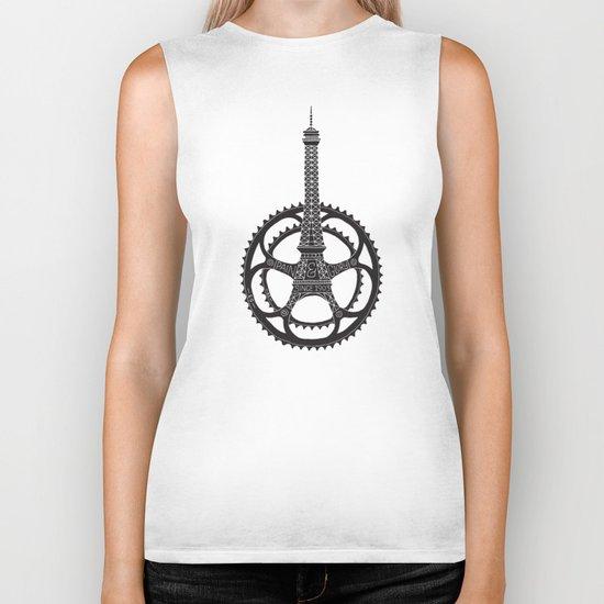 Le Tour de France Biker Tank