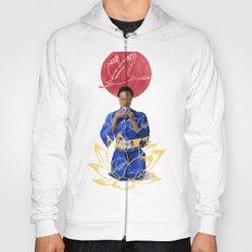 Asian Lotus Hoody