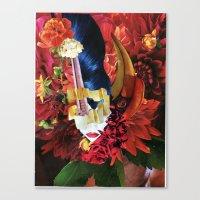 TROPICALE Canvas Print