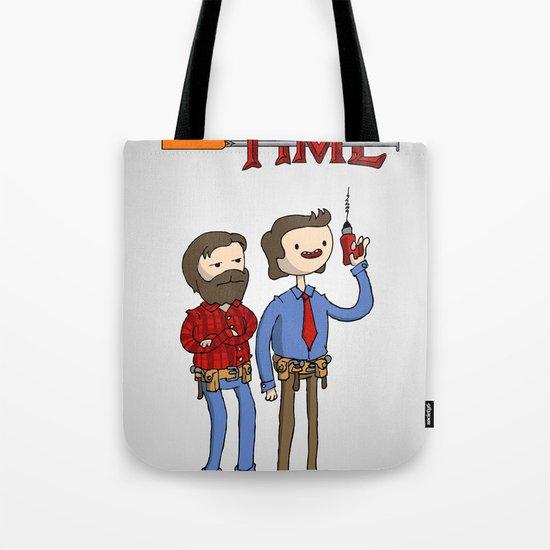 tool time. Tote Bag
