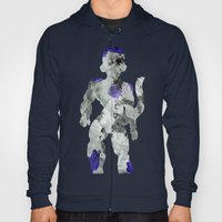Lord Frieza - Digital Watercolor Painting Hoody