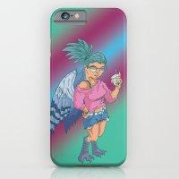 Harpy Gal iPhone 6 Slim Case