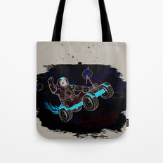 Space Dementia Tote Bag