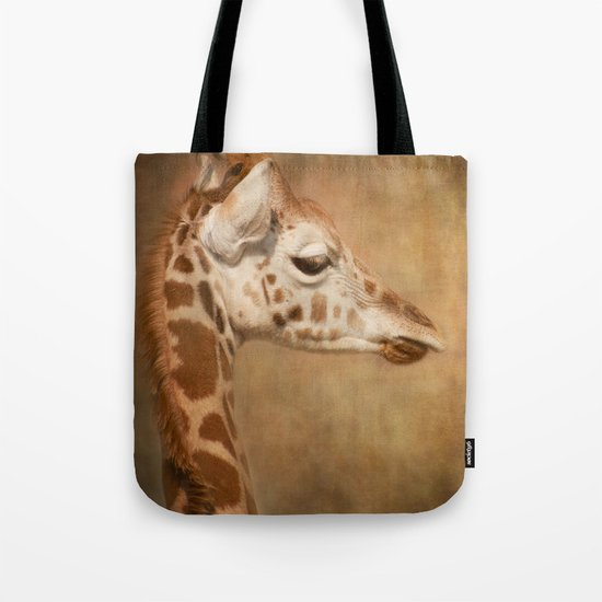 Beautiful Baby Tote Bag