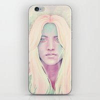 Asteria iPhone & iPod Skin
