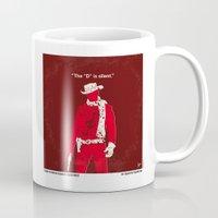 No184 My Django Unchained minimal movie poster Mug