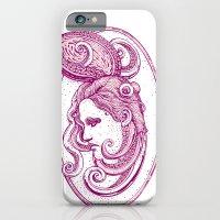 Octopus/girl In Pink iPhone 6 Slim Case