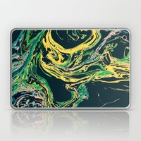 Swirling World V.1 Laptop & iPad Skin