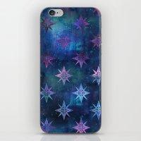 Bohemian Night Skye iPhone & iPod Skin