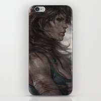 Survivor iPhone & iPod Skin