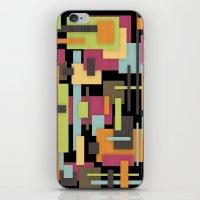 Retrotopia iPhone & iPod Skin