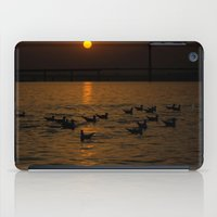 painting a golden picture...  iPad Case