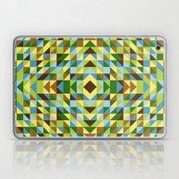 Leaves, Trees And Blu Sk… Laptop & iPad Skin