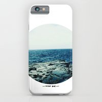 iPhone & iPod Case featuring Ocean Blue by Leah Flores