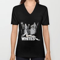 The Whites Unisex V-Neck