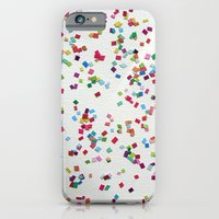 iPhone & iPod Case featuring Confetti by Robayre by robyn wells