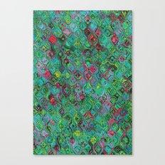 Ripple Effect Canvas Print