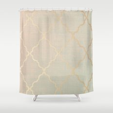 CamVas BEIGE Shower Curtain