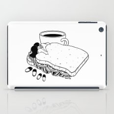 Breakfast Included iPad Case