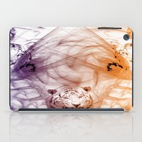 Tiger Family iPad Case