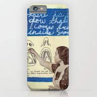 iPhone & iPod Case featuring INSPECTION by nicholas colen