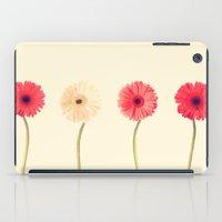 Technicolour Flowers  iPad Case