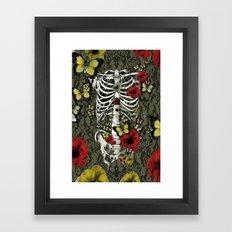 Idiopathic Idiot-Color Framed Art Print