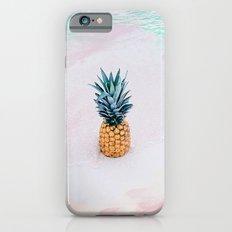 Pineapple on the beach Slim Case iPhone 6s