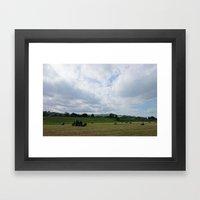 Pateley Bridge #1 Framed Art Print