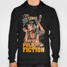 Mia Wallace - Pulp Fiction Hoody