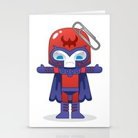 MAGNETO ROBOTIC Stationery Cards