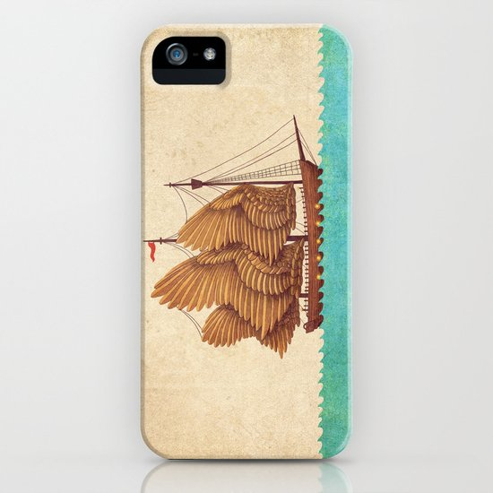 Winged Odyssey iPhone & iPod Case