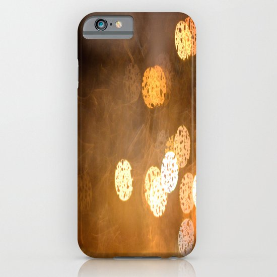 Lost In The Periphery iPhone & iPod Case