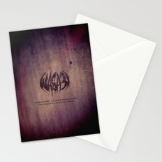 WASA3I.Rust. Stationery Cards