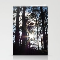 Sunlight In The Dark For… Stationery Cards