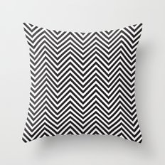Zebra. Throw Pillow
