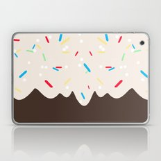 Hot chocolate with whipped cream and sprinkles  Laptop & iPad Skin