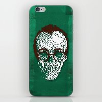 Keith POSTportrait iPhone & iPod Skin