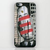 Warehousebreaker iPhone & iPod Skin