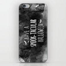 Have A Spook-Tacular Halloween iPhone & iPod Skin