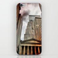 Wall Street iPhone & iPod Skin