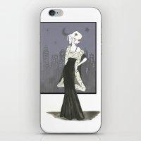 Passionate Women 2 Stars iPhone & iPod Skin