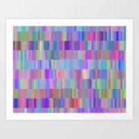 Rainbow Time Art Print