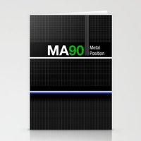 MA90 Stationery Cards