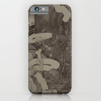 iPhone & iPod Case featuring Sidewinder (A Message) by Young Weirdos Guild
