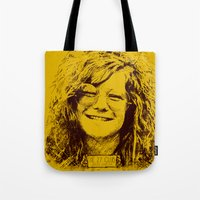 27 Club - Joplin Tote Bag